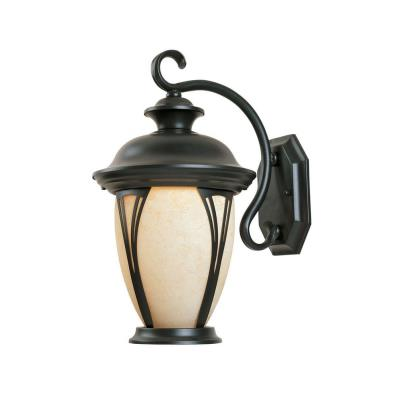 Designers Fountain 30521-AM-BZ Westchester - Two Light Outdoor Wall Lantern
