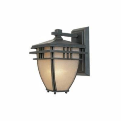 Designers Fountain 30811 Dayton - One Light Outdoor Wall Lantern