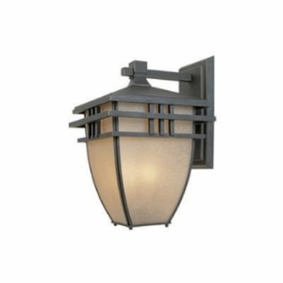Designers Fountain 30831 Dayton - Three Light Outdoor Wall Lantern