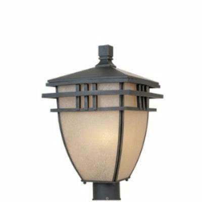 Designers Fountain 30836 Dayton - Three Light Outdoor Post Lantern