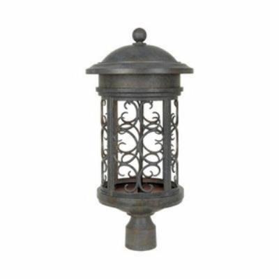 Designers Fountain 31136 Ellington - One Light Outdoor Post Lantern