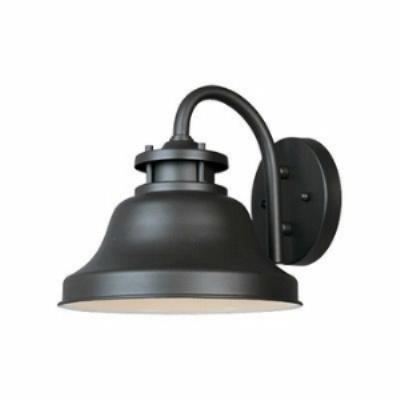 Designers Fountain 31321-BZ Bayport - One Light Outdoor Wall Lantern