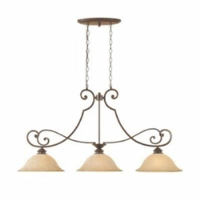 Designers Fountain 81838-FSN 3-Light Island