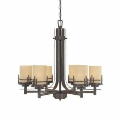 Designers Fountain 82186-WM 6-Light Chandelier