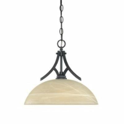 Designers Fountain 82932 Tackwood - One Light Pendant