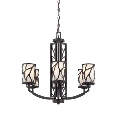 Designers Fountain 83786-ART Modesto - Six Light Chandelier