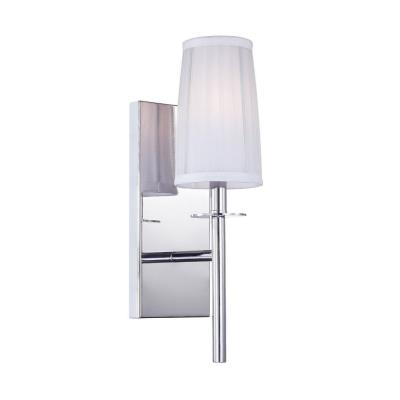 Designers Fountain 83901-CH Candence - One Light Bath Fixture