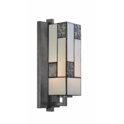 Designers Fountain 84101-CHA Bradley - One Light Bath Fixture