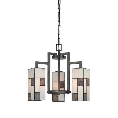 Designers Fountain 84183-CHA Bradley - Three Light Chandelier
