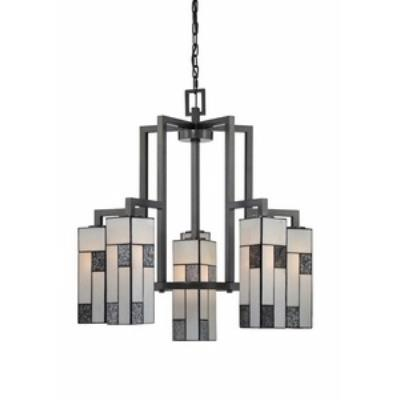 Designers Fountain 84186-CHA Bradley - Six Light Chandelier