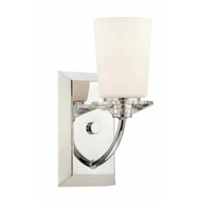 Designers Fountain 84201-CH Palatial - One Light Wall Sconce