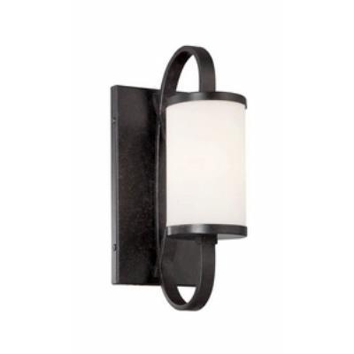 Designers Fountain 84401-ART Bellemeade - One Light Wall Sconce