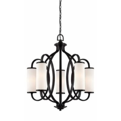 Designers Fountain 84485-ART Bellemeade - Five Light Chandelier
