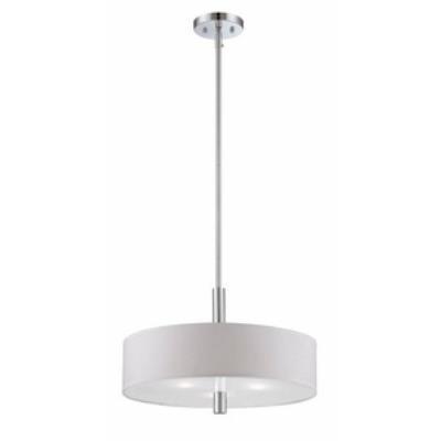 Designers Fountain 84531-CH Cordova - Three Light Pendant