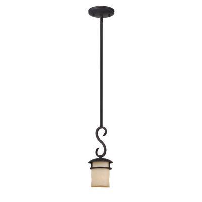 Designers Fountain 84730-NI Lauderhill - One Light Mini-Pendant