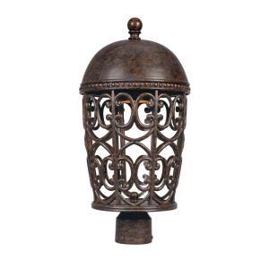 Amherst - One Light Outdoor Post Lantern