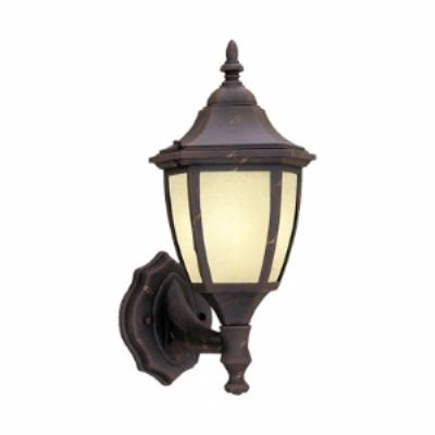 Designers Fountain ES2462-AM-AG One Light Wall Lantern