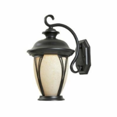 Designers Fountain ES30521-AM-BZ Westchester - One Light Outdoor Wall Lantern