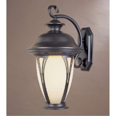 Designers Fountain 30511-AM-BZ Westchester - One Light Outdoor Wall Lantern