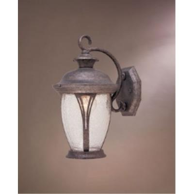 Designers Fountain 30511-RS Westchester - One Light Outdoor Wall Lantern