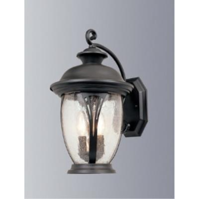 Designers Fountain 30531-BZ Westchester - Three Light Outdoor Wall Lantern
