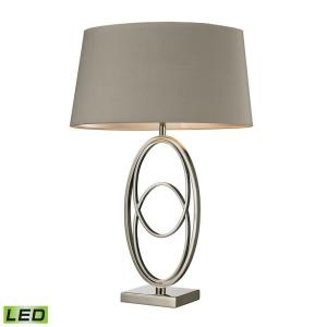 "Hanoverville - 27"" 9.5W 1 LED Table Lamp"