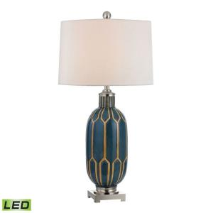 "36"" 9.5W 1 LED Table Lamp"