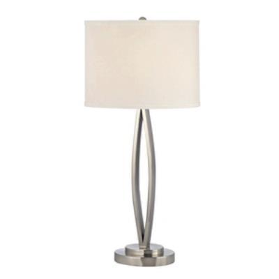 Dolan Lighting 15001-09 One Light Table Lamp
