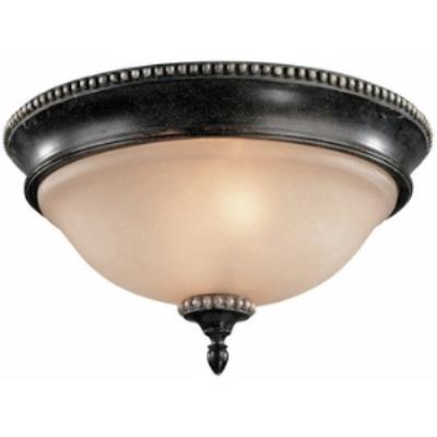 Dolan Lighting 1755-148 Hastings - Two Light Flush Mount