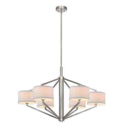 Dolan Lighting 1882-09 Monaco - Six Light Large Chandelier