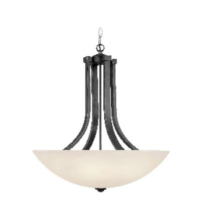Dolan Lighting 207-46 Fireside - Three Light Pendant
