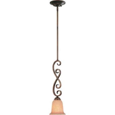 Dolan Lighting 2091-133 Medici - One Light Mini - Pendant