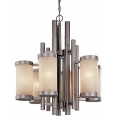 Dolan Lighting 2620-66 Cortona - Six Light Chandelier