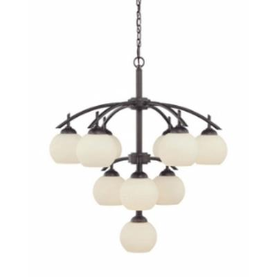 Dolan Lighting 2872-78 Cathedral - Ten Light Chandelier