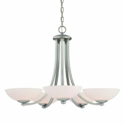 Dolan Lighting 2900-09 Rainier - Five Light Chandelier