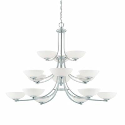 Dolan Lighting 2903-09 Rainier - Fifteen Light Chandelier
