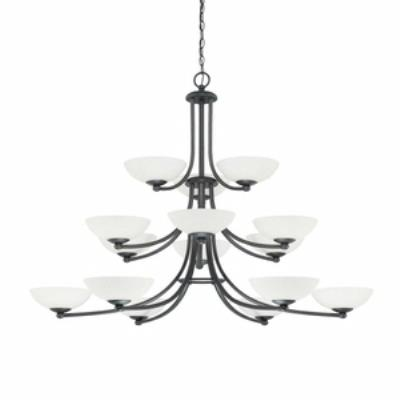 Dolan Lighting 2903-78 Rainier - Fifteen Light Chandelier