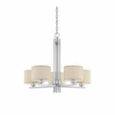 Dolan Lighting 2940-09 Tecido - Five Light Chandelier