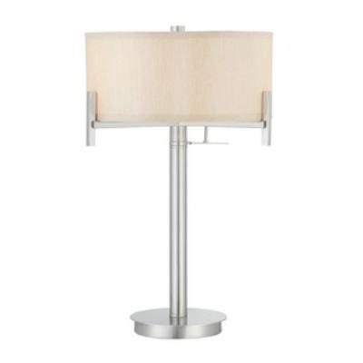 Dolan Lighting 2948-09 Tecido - Two Light Table Lamp