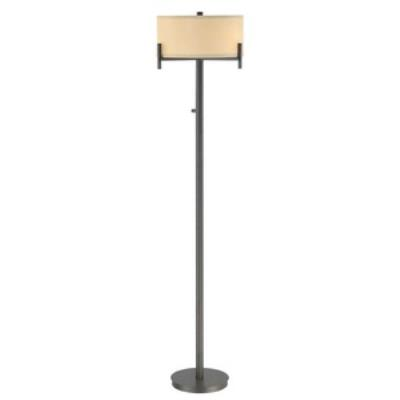 Dolan Lighting 2949-34 Tecido - Two Light Floor Lamp