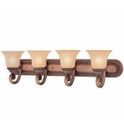 Dolan Lighting 3494-162 Carlyle - Four Light Bath Bar