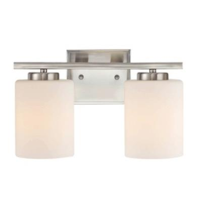 Dolan Lighting 3882-09 Chloe - Two Light Bath Bar