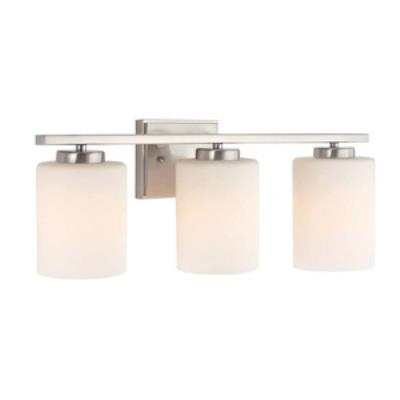 Dolan Lighting 3883-09 Chloe - Three Light Bath Bar