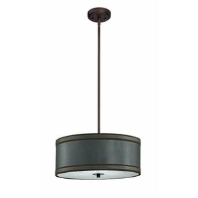 Dolan Lighting 5114-220 Rio - Three Light Pendant