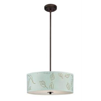 Dolan Lighting 5124-220 Rio - Three Light Pendant
