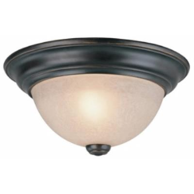 Dolan Lighting 5371-78 Fireside - One Light Flush Mount