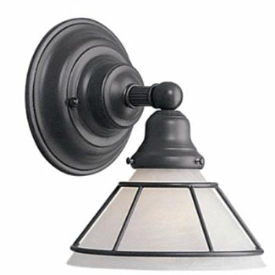 Dolan Lighting 629 Craftsman - One Light Wall Sconce
