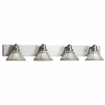 Dolan Lighting 634-09 Craftsman - Four Light Bath Bar