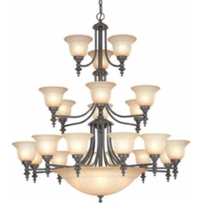 Dolan Lighting 663-78 Richland - Twenty - Six Light Chandelier