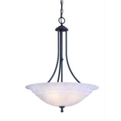 Dolan Lighting 669-30 Richland - Three Light Pendant
